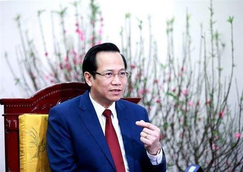Bộ trưởng Đào Ngọc Dung - Năm 2019 tập trung cao độ cho Giáo dục nghề nghiệp