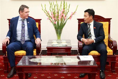 Đẩy mạnh hợp tác Việt Nam- Australia trong lĩnh vực giáo dục nghề nghiệp