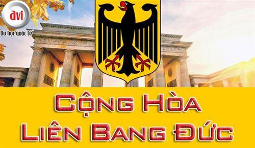Thông báo tuyển sinh du học nghề tại Cộng hòa Liên bang Đức năm 2019