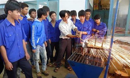 Tuyển sinh đào tạo nghề nông thôn 1956 huyện Thanh Oai